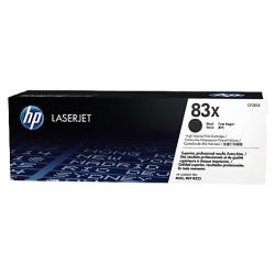 HP CF283X  LaserJet 83X Black Toner Cartridge