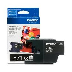 CARTRIDGE BROTHER LC-71 NEGRO