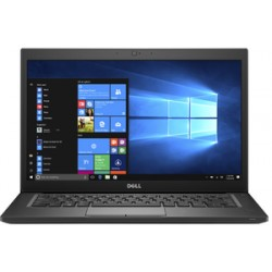 Notebook Latitude 7480 i5/8GB/256GB/W10P/3 onsite