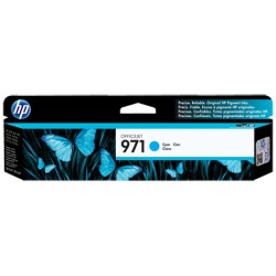 HP 971 Cyan CN622AM Ink Cartridge