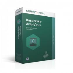 Kaspersky Antivirus 1PC