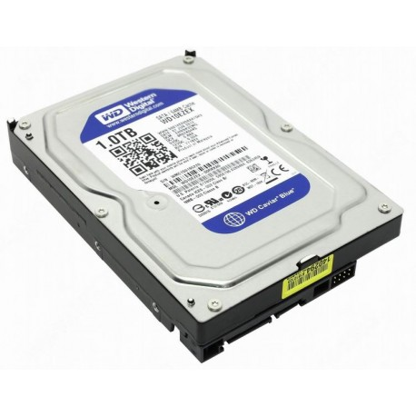 DISCO DURO WESTERN DIGITAL BLUE 1000GB SATA3